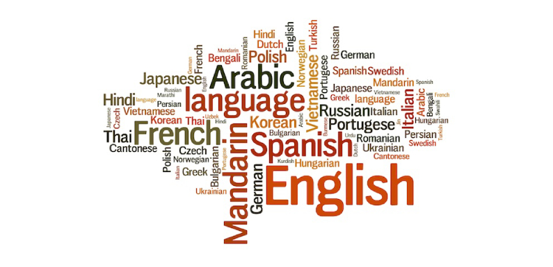 The complete guide to all the different types of languages used in the world