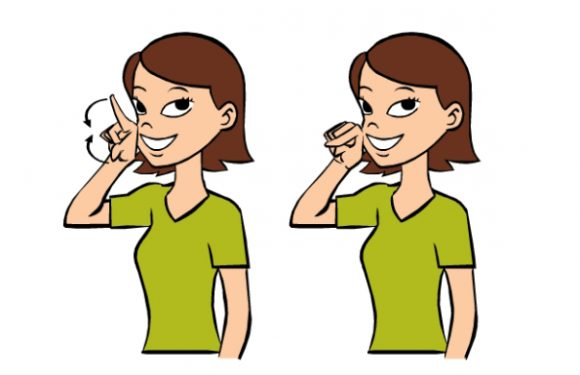 Sign Language to Use at Nap-Time
