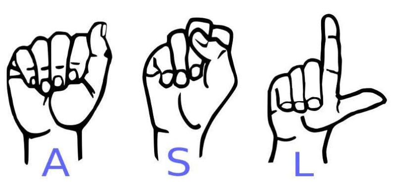 The three main misconceptions of the Sign language